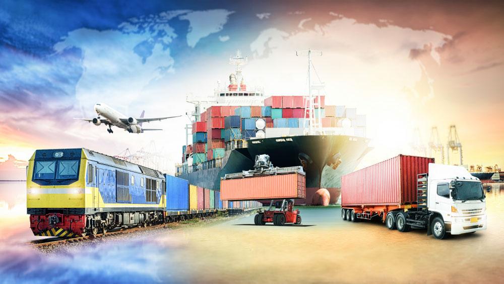 Nemzetközi szállítás folyamatai és típusai!