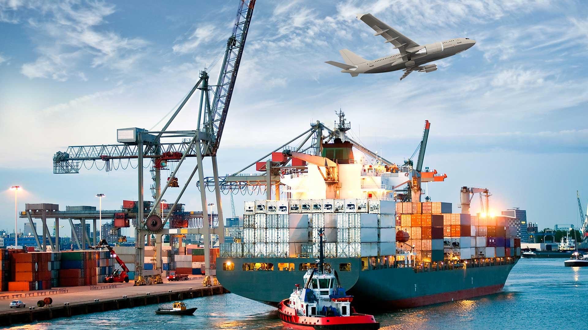 tengeri szállítás